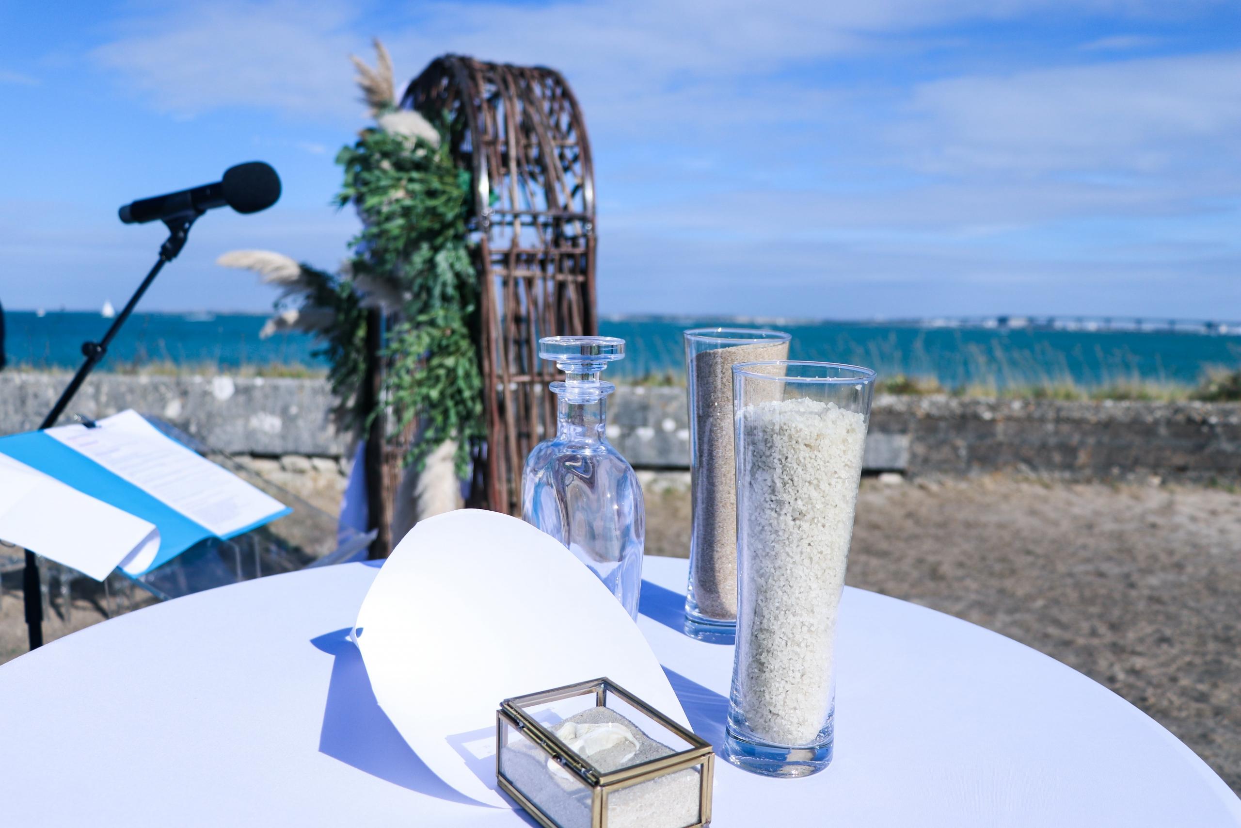 Photo de la réception d'un événement organisé par l'agence Amoren
