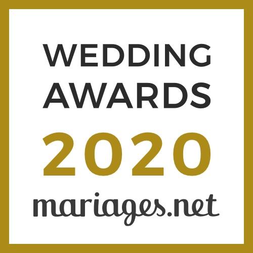 Wedding Awards 2020 - mariages.net