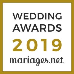 Wedding Awards 2019 - mariages.net